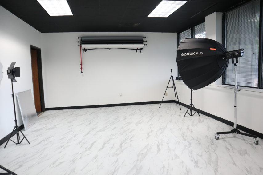 Interior Photo Of Photo Studio In Greensboro, NC